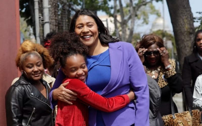 London Breed will be San Francisco's new mayor